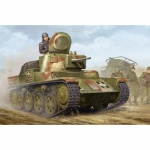 Hungarian Light Tank 38M Toldi II (B40) - Hobby Boss 1/35