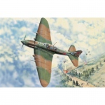 IL-2 M3 Ground-Attack Aircraft - Hobby Boss 1/32