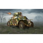 Hungarian 39M CSABA Armored Car - Hobby Boss 1/35