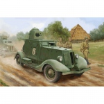 Soviet BA-20 Armored Car (Mod.1937) - Hobby Boss 1/35
