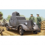 Soviet BA-20M Armored Car - Hobby Boss 1/35
