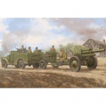 M3A1 late version tow 122mm Howitzer M-30 - Hobby Boss 1/35