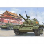 PLA 59 Medium Tank (early) - Hobby Boss 1/35