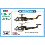 UH-1C Huey Helicopter - Hobby Boss 1/48