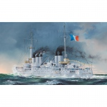 French Navy Pre-Dreadnought Battleship Condorcet - Hobby...