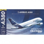 Airbus A 380 - Heller 1/125