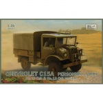Chevrolet C15A Personnel Lorry (No.13 & No.12 Cab) - IBG...