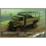 Chevrolet C30A General Service (Steel Body) - IBG 1/35
