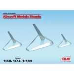 Aircraft Models Stands (1:48, 1:72, 1:144) - ICM