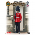 British Grenadier Queens Guards - ICM 1/16