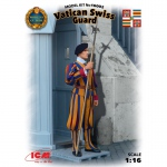Vatican Swiss Guard - ICM 1/16