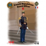 French Republican Guard Officer - ICM 1/16