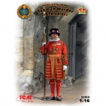 Yeoman Warder Beefeater - ICM 1/16