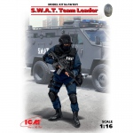 S.W.A.T. Team Leader - ICM 1/16