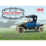 Ford Model T 1913 Roadster - ICM 1/24