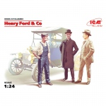 Henry Ford & Co - ICM 1/24