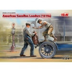 American Gasoline Loaders (1910s) - ICM 1/24