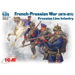 Prussian Line Infantry (1870/71) - ICM 1/35