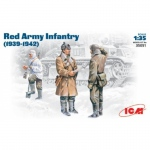 Red Army Infantry (1939-42) - ICM 1/35