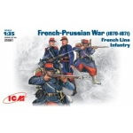 French Line Infantry (1870/71) - ICM 1/35