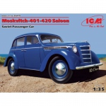 Moskvitch-401-420 Saloon - ICM 1/35