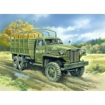 Studebaker US6 WWII Army Truck - ICM 1/35