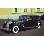 Packard Twelve (1936), WWII Soviet Leaders Car w....