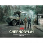 Chernobyl#1 (Radiation Monitoring Station) - ICM 1/35