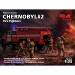 Chernobyl#2 (Fire Fighters) - ICM 1/35