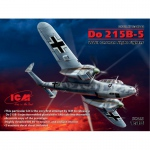 Dornier Do 215 B-5 Night Fighter - ICM 1/48