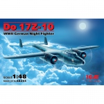 Dornier Do 17 Z-10 Night Fighter - ICM 1/48