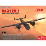 Dornier Do 217 N-1, WWII German Night Fighter - ICM 1/48