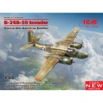 B-26B-50 Invader (Korean War American Bomber) - ICM 1/48