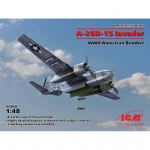 A-26B-15 Invader, WWII American Bomber - ICM 1/48