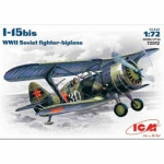 I-15 bis Soviet Fighter Biplane - ICM 1/72