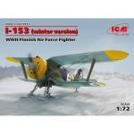 I-153 (Winter Version) Finnish Air Force - ICM 1/72
