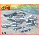 Soviet Air-to-Ground Aircraft Armament - ICM 1/72