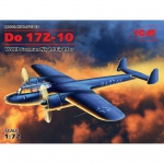 Dornier Do 17 Z-10 Night Fighter - ICM 1/72