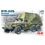 BTR-152S Command Vehicle - ICM 1/72