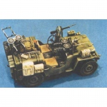 Commando Car - Italeri 1/35