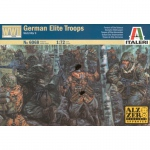 German Elite Troops - Italeri 1/72