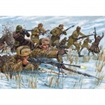 Russian Infantry (Winter) - Italeri 1/72