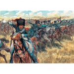 French Light Cavalry (Napoleonic Wars) - Italeri 1/72