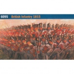 British Infantry 1815 - Italeri 1/72