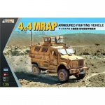 4x4 MRAP Armored Fighting Vehicle - Kinetic 1/35