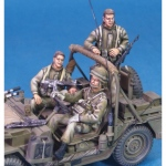 IDF M151 Shimira Crews Set - Legend 1/35
