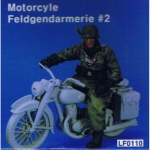 Motorcycle Feldgendarmerie #2 - Legend 1/35