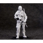 Commo Geek, SF Com. Sgt. - Legend 1/35