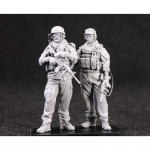 C2 Element, SF Team Leader & Team Sergeant - Legend 1/35