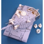IDF Magach 6B Conversion Set - Legend 1/35